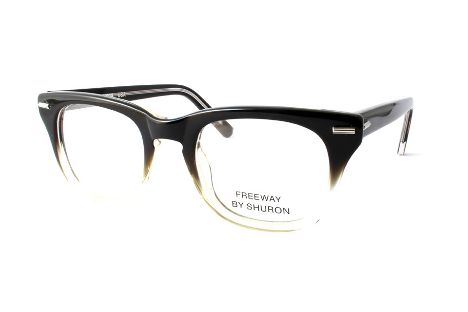 "SHURON シュロン ""FREEWAY"" Col.Black Fade ¥16,200- [without tax ¥15,000-]"
