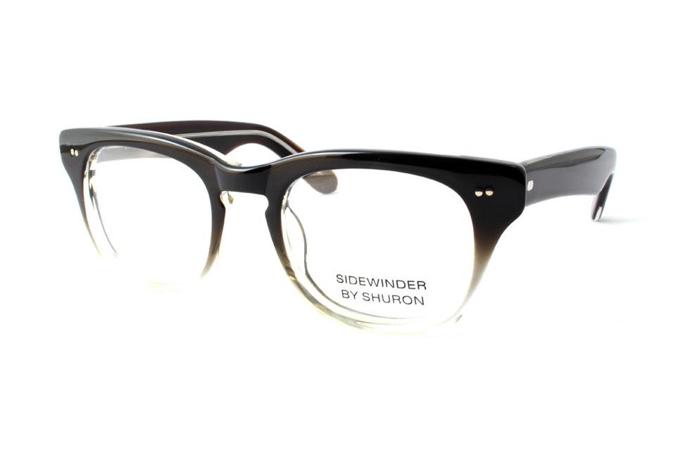 "SHURON シュロン ""SIDEWINDER"" Col.Black Fade ¥16,200- [without tax ¥15,000-]"
