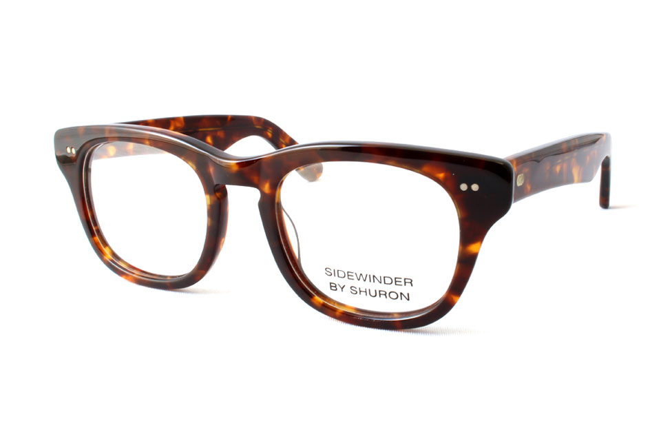 "SHURON シュロン ""SIDEWINDER"" Col.Demi Amber ¥16,200- [without tax ¥15,000-]"